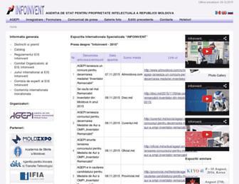 infoinvent.md screenshot
