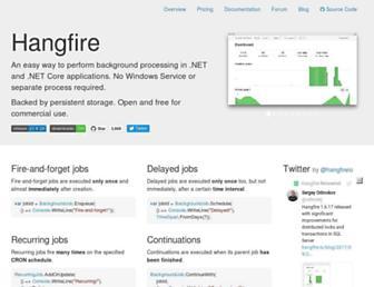 hangfire.io screenshot
