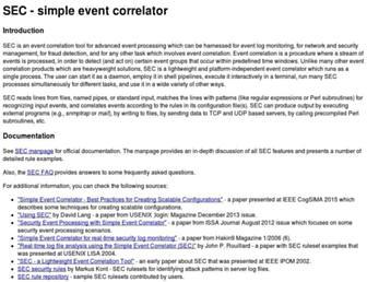 simple-evcorr.github.io screenshot