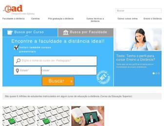 ead.com.br screenshot