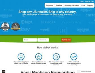 Thumbshot of Viabox.com