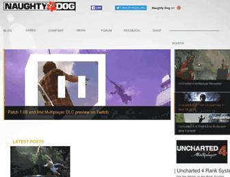 Thumbshot of Naughtydog.com