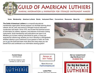 luth.org screenshot