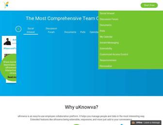 Thumbshot of Uknowva.com