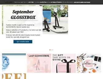 Thumbshot of Glossybox.nl