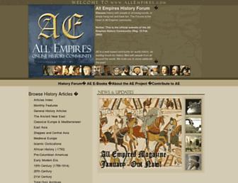 allempires.com screenshot