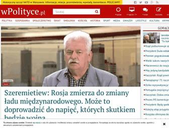 Thumbshot of Wpolityce.pl