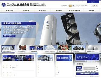 awi.co.jp screenshot