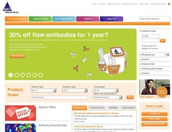 miltenyibiotec.com screenshot