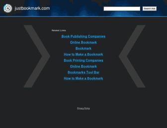 Thumbshot of Justbookmark.com