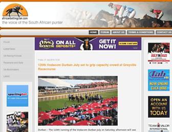 africanbettingclan.com screenshot