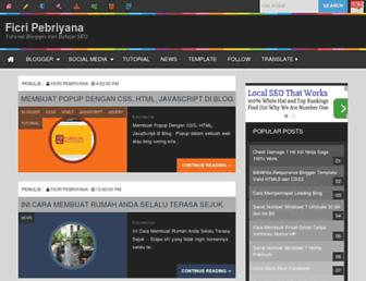ficripebriyana.com screenshot