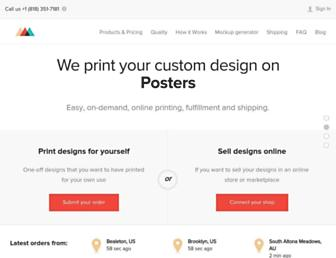 Thumbshot of Theprintful.com