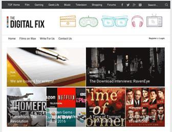 Thumbshot of Thedigitalfix.com