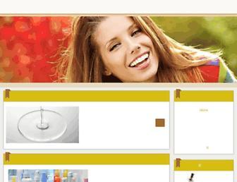 Main page screenshot of metin2hile.net