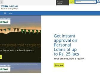tatacapital.com screenshot