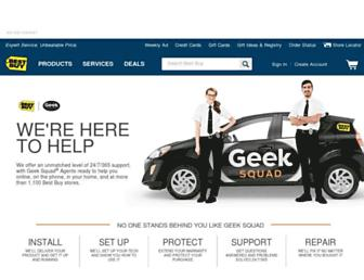 Thumbshot of Geeksquad.com