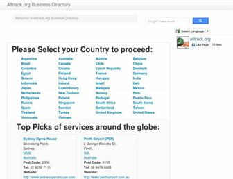 dir.alltrack.org screenshot