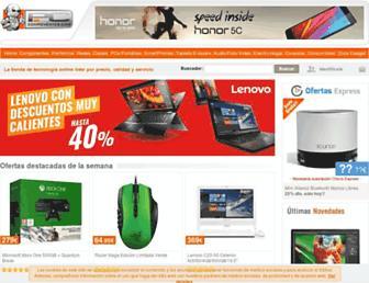 Thumbshot of Pccomponentes.com