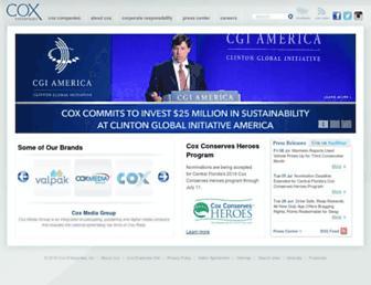 Thumbshot of Coxenterprises.com