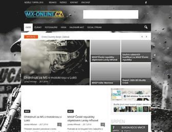 Thumbshot of Mx-online.cz