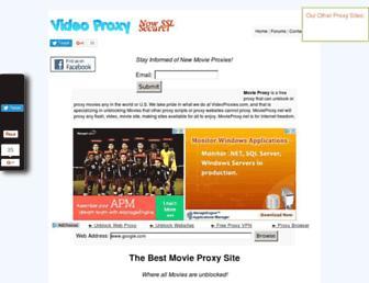 Thumbshot of Movieproxy.net