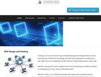 microlinx.com screenshot