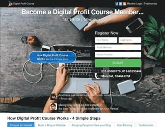 Thumbshot of Digitalcashcourse.com