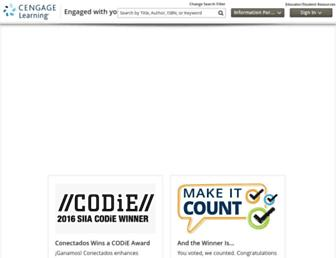 Thumbshot of Cengage.com