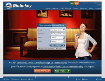 Thumbshot of Globekey.com