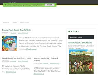 jamworld876.net screenshot