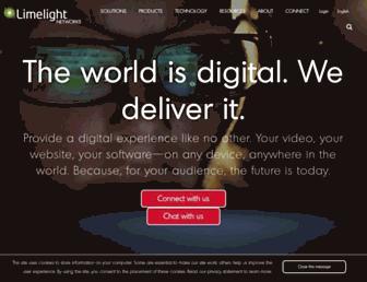 Thumbshot of Llnw.com