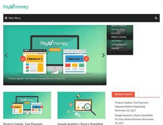 blog.payumoney.com screenshot