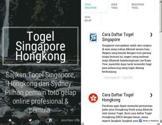 togel-sgp.webflow.io screenshot