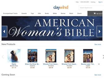 daywind.com screenshot