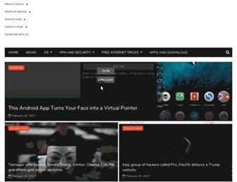techfoe.com screenshot