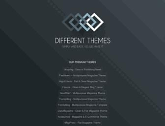 Thumbshot of Different-themes.com