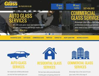 binswangerglass.com screenshot