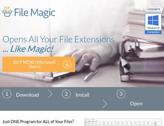 filemagic.com screenshot