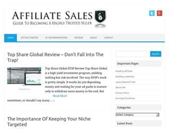 affiliate-sale.com screenshot