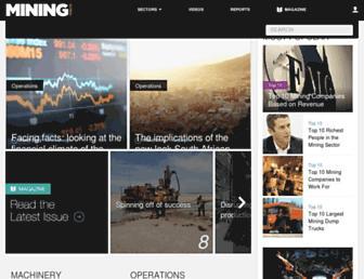miningglobal.com screenshot