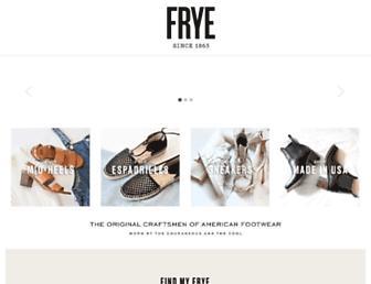 Thumbshot of Thefryecompany.com