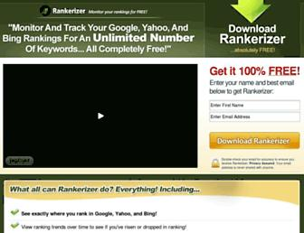 Thumbshot of Rankerizer.com