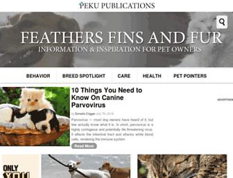 Thumbshot of Feathersfinsandfur.com