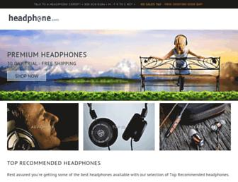 Thumbshot of Headphone.com
