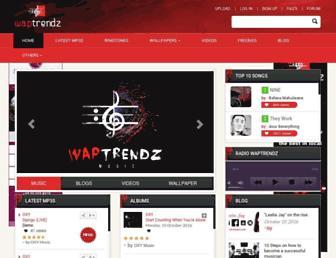 waptrendz.com screenshot