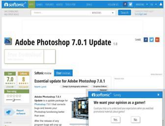 adobe-photoshop-7-0-1-update.en.softonic.com screenshot
