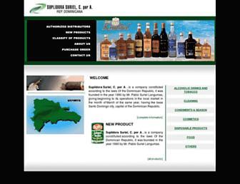 sury.com.do screenshot