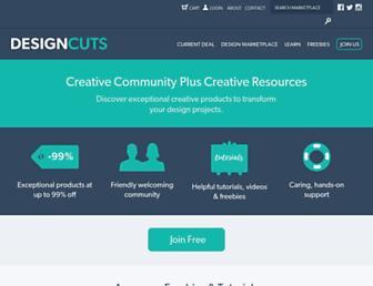 Thumbshot of Designcuts.com