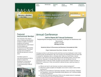 balas.org screenshot